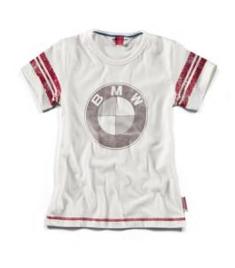 BMW detské tričko Logo